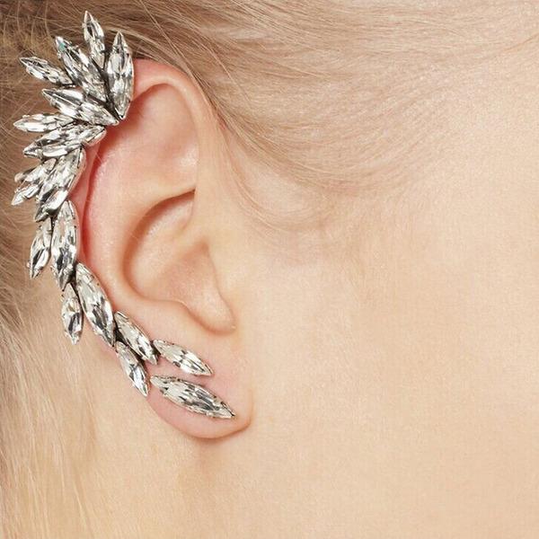 Ladies' Fancy Alloy Earrings For Friends/For Her
