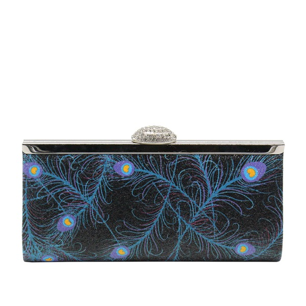 Elegant Crystal/ Rhinestone/Sparkling Glitter Clutches/Luxury Clutches
