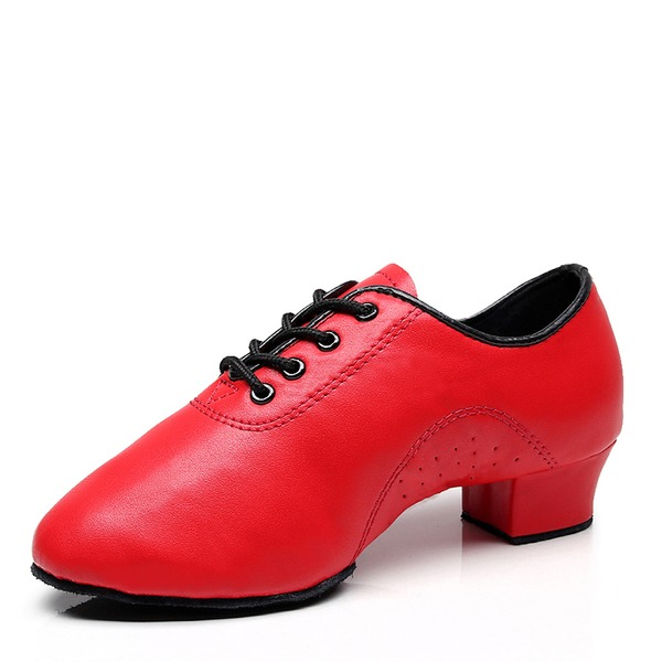 Women's Leatherette Practice Dance Shoes