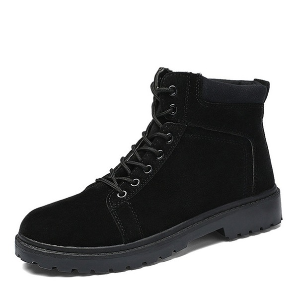 Men's Suede Chukka Casual Men's Boots