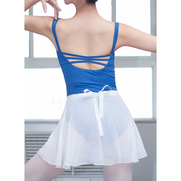 Women's Dancewear Cotton Spandex Ballet Practice Leotards