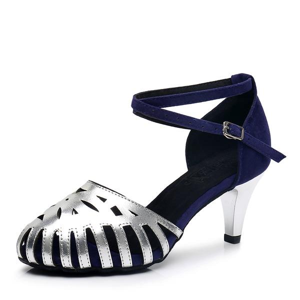 Kadın Topuk Latin Dans Ayakkabıları