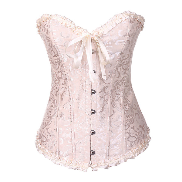 Women Elegant/Charming/Christmas Polyester/Chinlon Waist Cinchers/Corset With Printing Shapewear