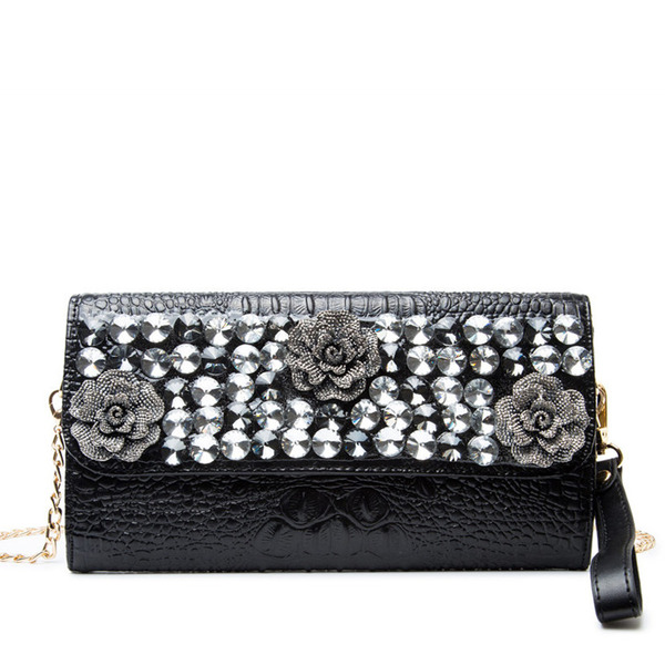 Unique/Charming/Fashionable/Refined Synthetic Leather Clutches/Evening Bags