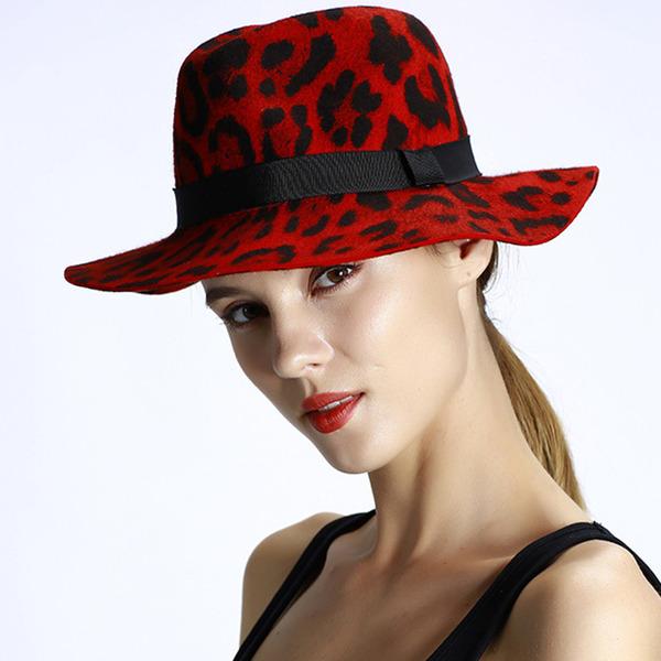 Ladies' Charming/Artistic Felt Bowler/Cloche Hats