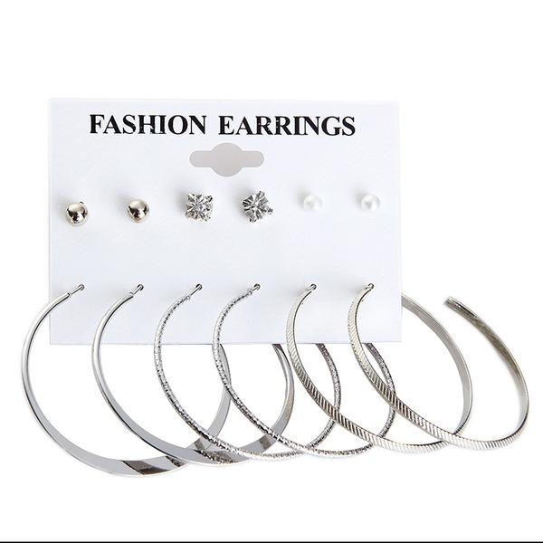 Unik Legering Kvinner Fashion øredobber