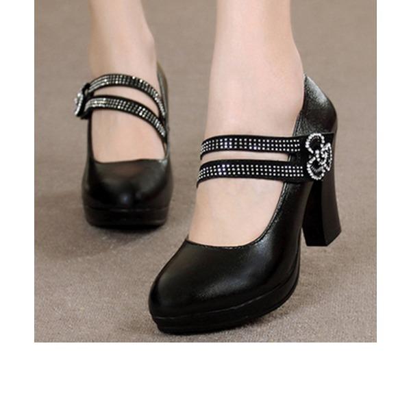 Femmes Escarpins Salle de bal avec Lanière de cheville Chaussures de danse