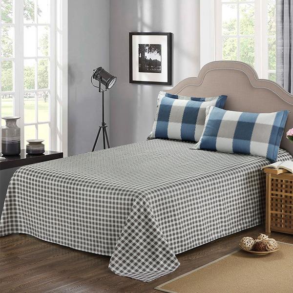 Wijnoogst eenvoudig klassiek Polyester Bed Bad verkocht in een single