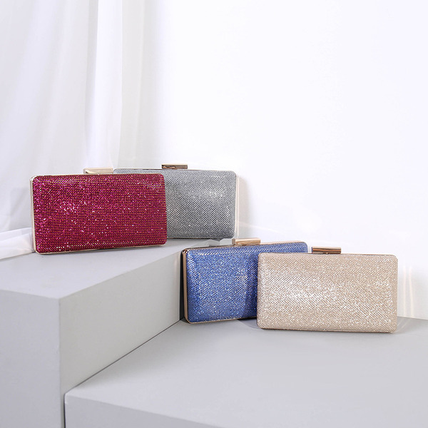 Elegant/Pretty/Attractive PU Clutches