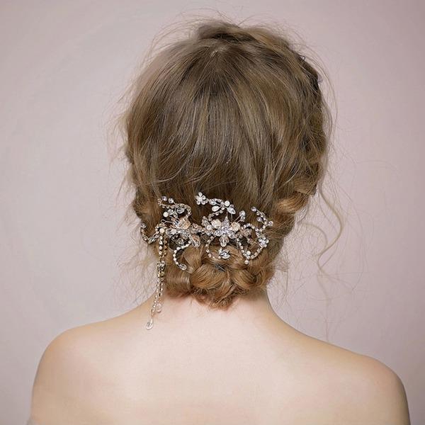 Filles Spécial Cristal/Alliage Des peignes et barrettes avec Cristal