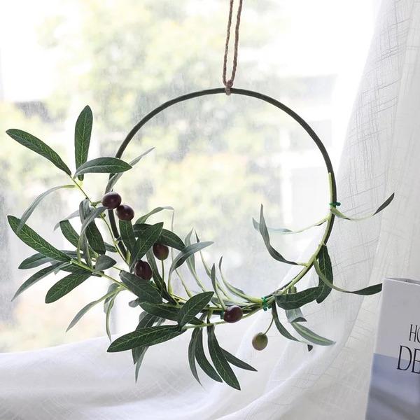 Klassisk stil/Vackra Och Rund/Iögonfallande Konstgjorda Blommor Bröllopsdekorationer