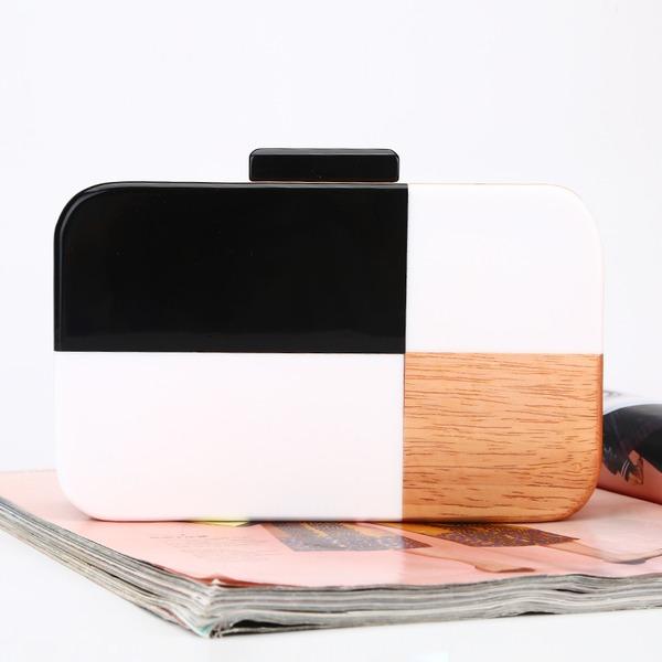 Unique Acrylique Pochettes