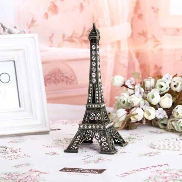 Eiffel Tower Zinc Alloy Ornament