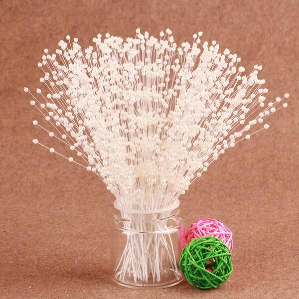Prosty Elegancki Żywica/Plastikowy Akcesoria dekoracyjne (Zestaw 100)