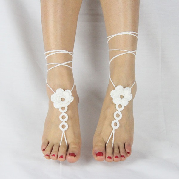 Lace Foot Jewellery (Sold in a single piece)
