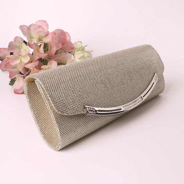 Prächtig Funkelnde Glitzer/Polyester Handtaschen/Umhängetasche
