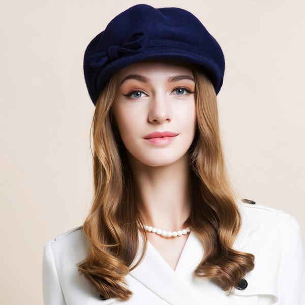 Unisexe Classique Automne/Hiver Coton avec Chapeau melon / Chapeau cloche