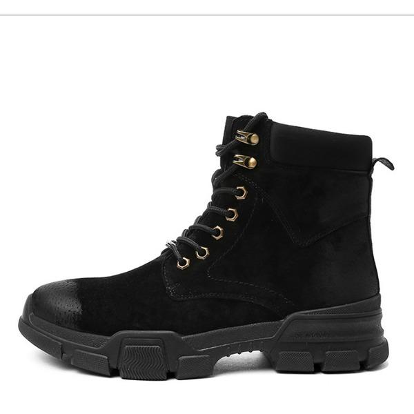 Pánské Pravá Kůže Chelsea Casual Pánská obuv Boots