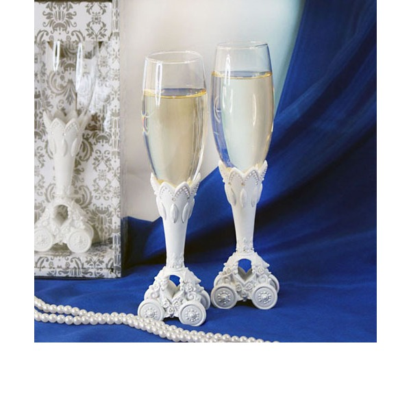 Eventyr træner bryllup Ristes Fløjter
