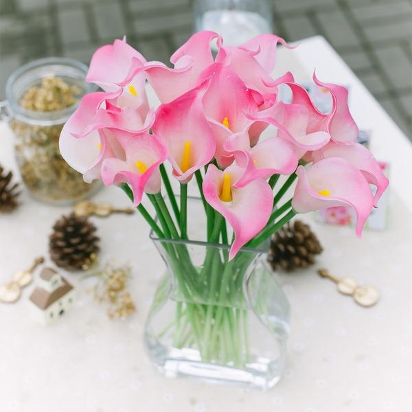 Elegant PVC Blume (In Einem Stück Verkauft)