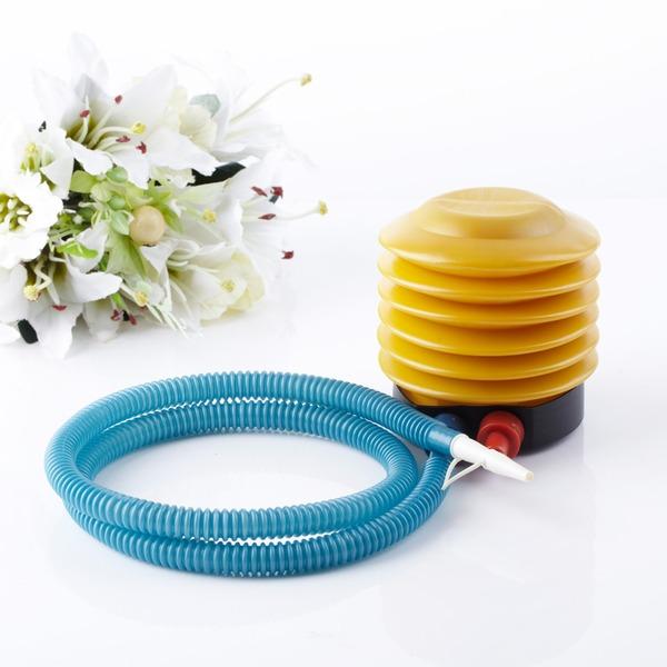 Efficient Plastic Balloon Pump