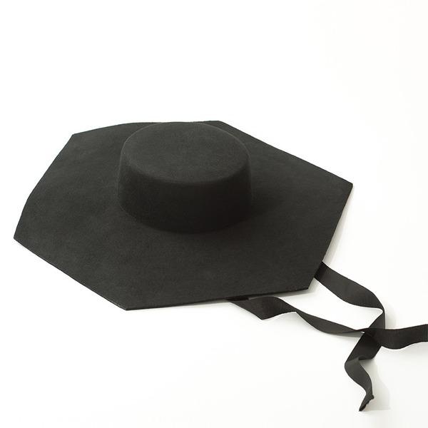 Ladies' Unique/Hottest Wool Kentucky Derby Hats