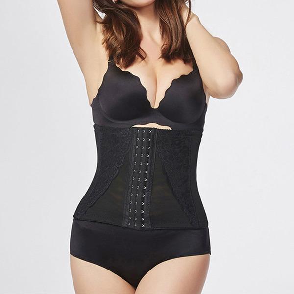 женщины Классический Спандекс/лавсан Талия Cinchers Моделирующее белье