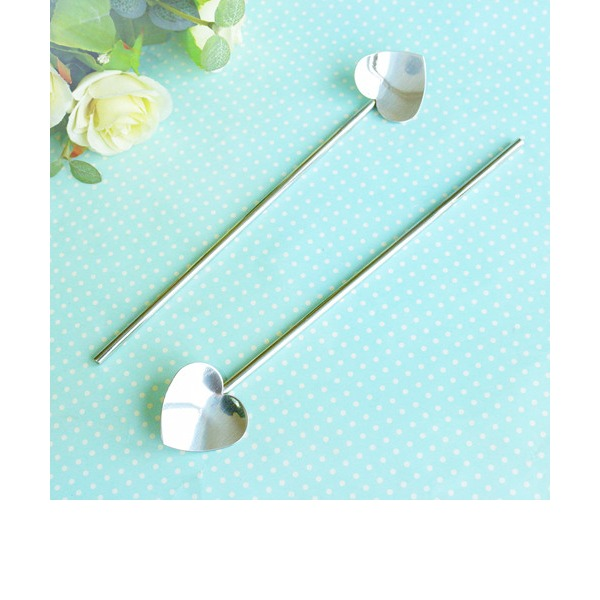 Bridal Favor stirer rod Straw Stirrers Door Gifts (Set of 2)