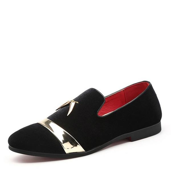 Men's Suede Casual Men's Loafers