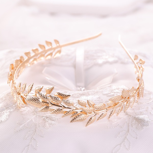 Ladies Elegant Alloy Headbands (Sold in single piece)