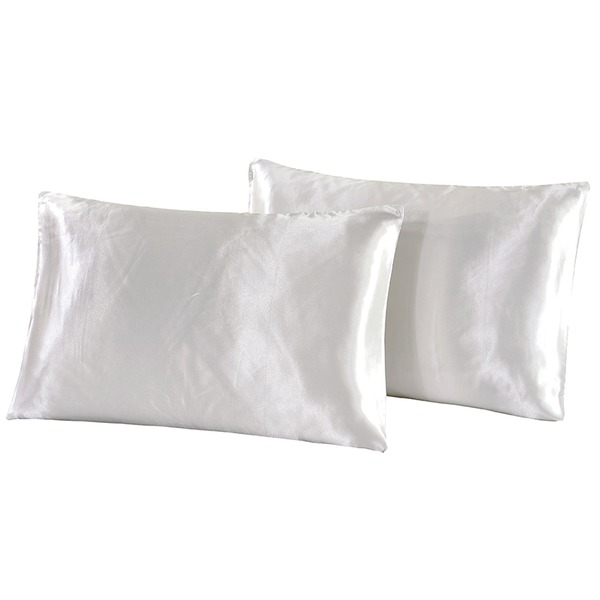 Silk/Cotton Blend Pillowcases (Set of 2)