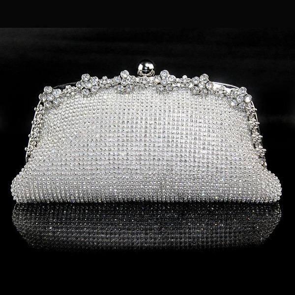 Diamante CZ Estilo Cristal / Diamante Bolso Claqué