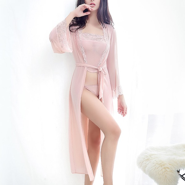 Tüll Pijama conjunto