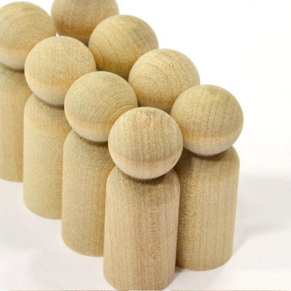 Classic/Lovely Wooden Creative Gifts (Set of 10)