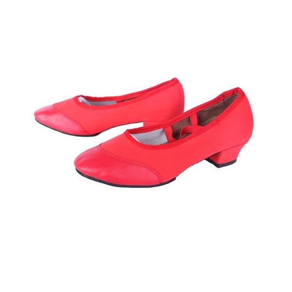 Mulheres Bombas Balé Sapatos de dança