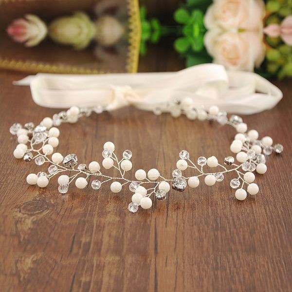 Damen Glamourös Strass Stirnbänder (In Einem Stück Verkauft)