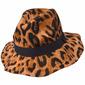 Ladies ' Uroczy/Artystyczny Filc Bowler / Cloche Hat