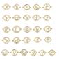 Regalos De La Novia - Personalizado Fascinante Delicado Plata Esterlina Cubic zirconia Pulsera